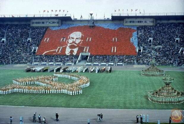 Международных санкций в 1980 году граждане СССР даже не заметили.