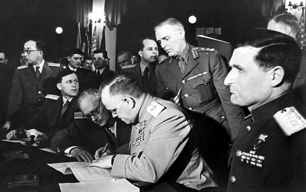 Почему Германия на самом деле капитулировала ещё 7 мая 1945 года