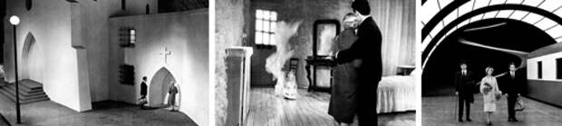 Кадры из фильма «Ночная Маргарита», реж. К.Отан-Лара, 1955