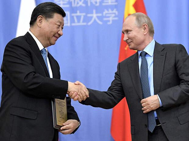 Ну как не склониться перед Китаем?