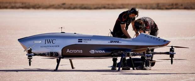 Alauda до конца года проведет первую серию гонок на летающих автомобилях