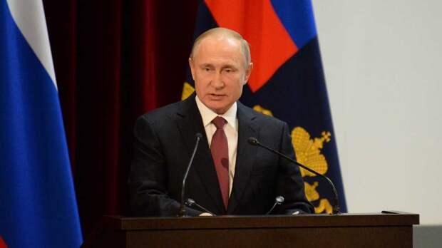 Позволяющий Путину избираться еще два раза закон подписан