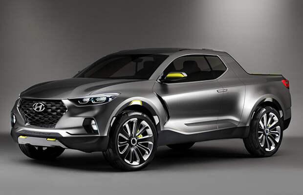 Судьба нового пикапа Hyundai решится в ноябре