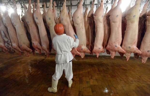Ешьте сами. МЭР предлагает исключить США и ЕС из поставщиков мяса в Россию