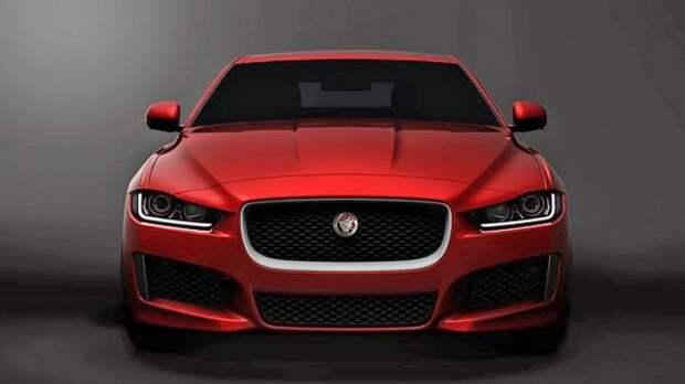 Jaguar Land Rover представит спортседан Jaguar XE в сентябре