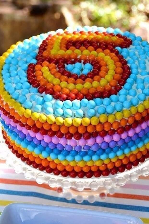Торт на пятилетие