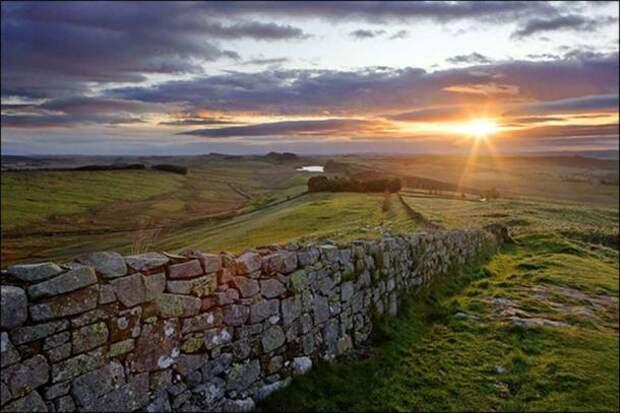 Тайны Великой сибирской стены, датируемой 1 тысячелетием до нашей эры