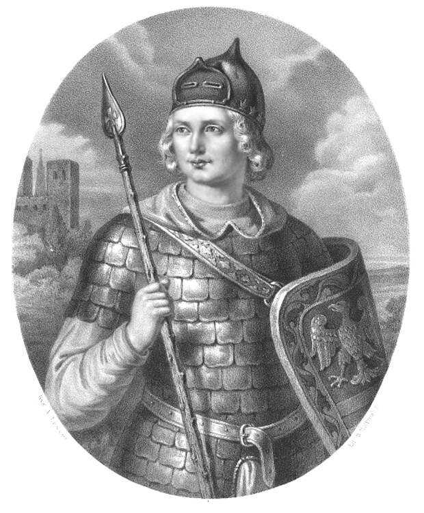Князь Роман Мстиславич, византийская принцесса и внешняя политика