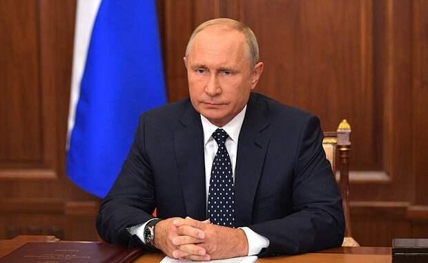 Разоблачение двух обманов в одном абзаце Путина