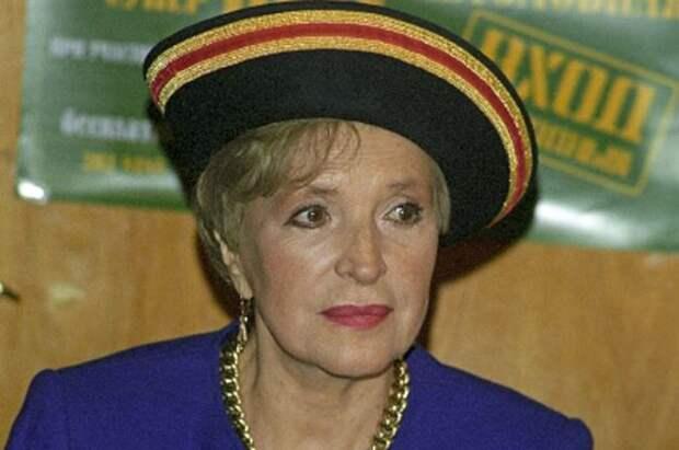 Актриса в 1999 г. | Фото: aif.ru