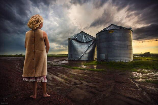 Погружение в сказку: фэнтези-мир в работах Джессики Дроссин