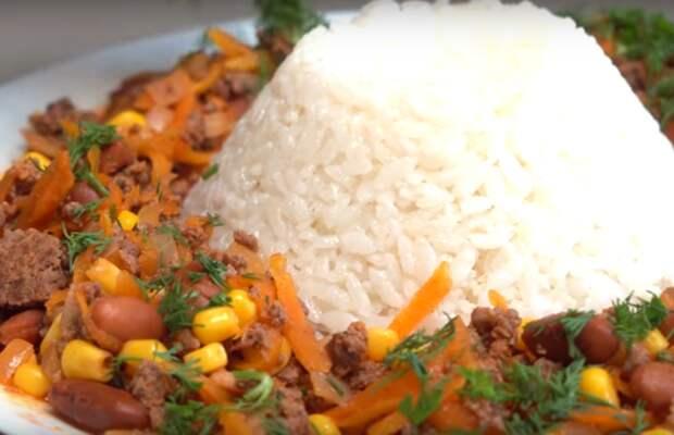 Мексиканский обед: готовим для домашних