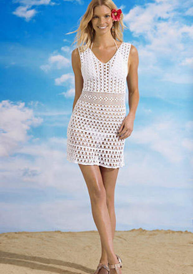 Еclementine v-neck dress (300x425, 96Kb)