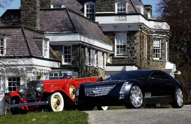 6. Cadillac авто, история