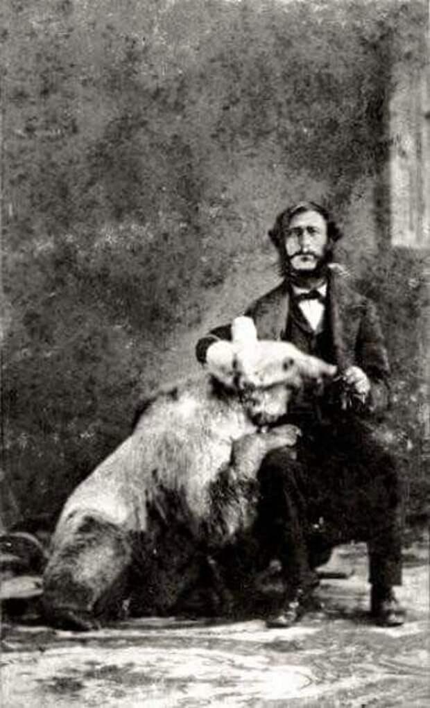 Подлинная история человека медведя