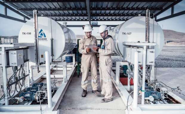 "Добыча ""Газпром нефти"" в Иракском Курдистане достигла 5 млн тонн нефти"