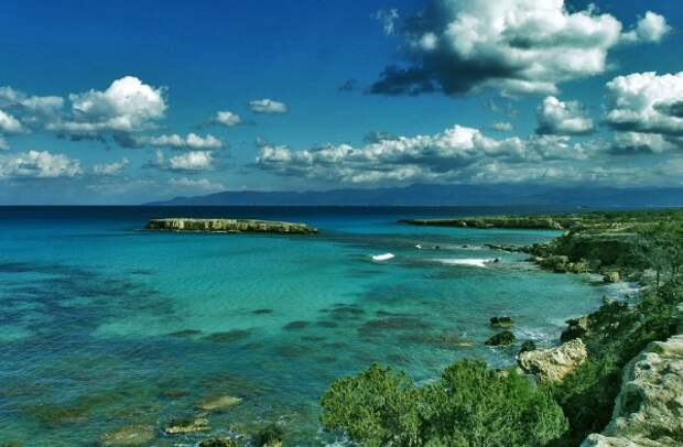 Остров, на котором родилась Афродита