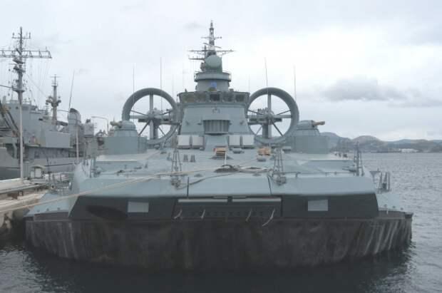 Россия заключит с КНР контракт на строительство малых десантных кораблей в Крыму