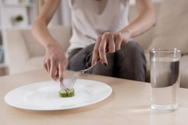 #УчёныйПривет: анорексия – не страх разжиреть, а удовольствие терять вес