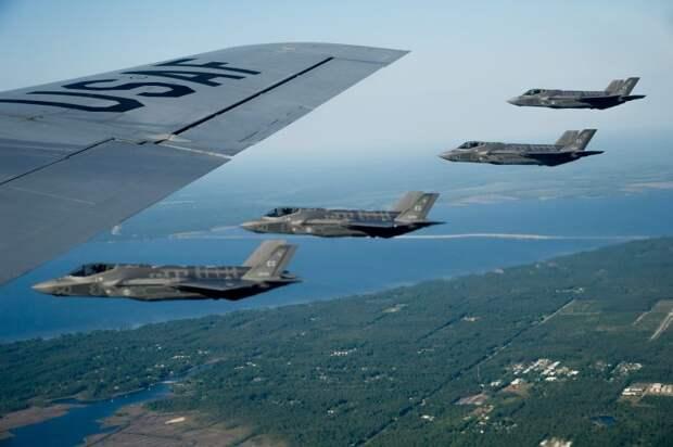 CNN: американским ВВС не хватает боеприпасов для ударов по ДАИШ
