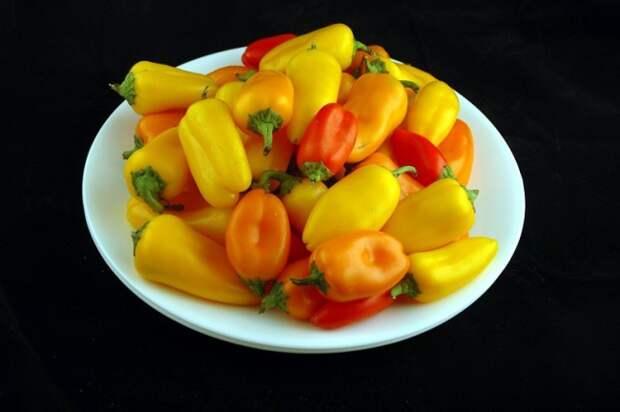Перец — 740 г диета, еда, калории