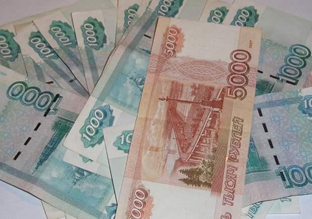 Фальшивые купюры в Крыму