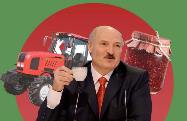 Лукашенко пообещал белорусам разумных «пераменаў»