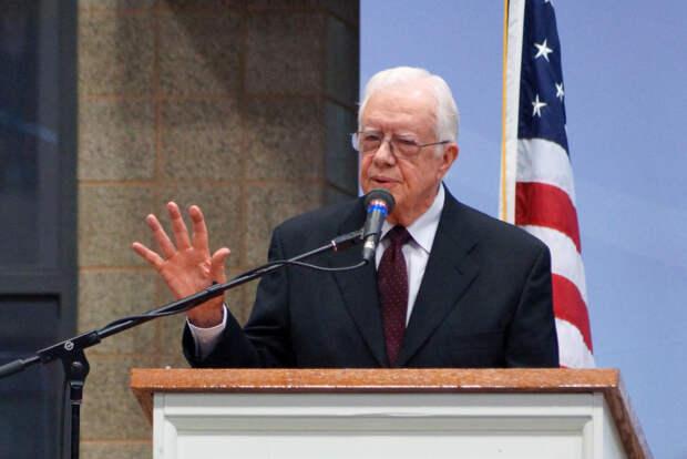 Картер: воссоединение РФ с Крымом было неизбежным