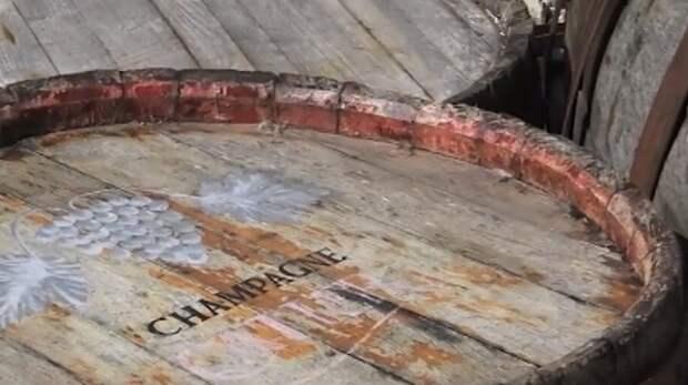 На Кубани при сносе дома нашли бочки со столетним вином