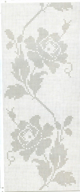 Летние модели спицами с розочками для девочек (6) (291x700, 258Kb)