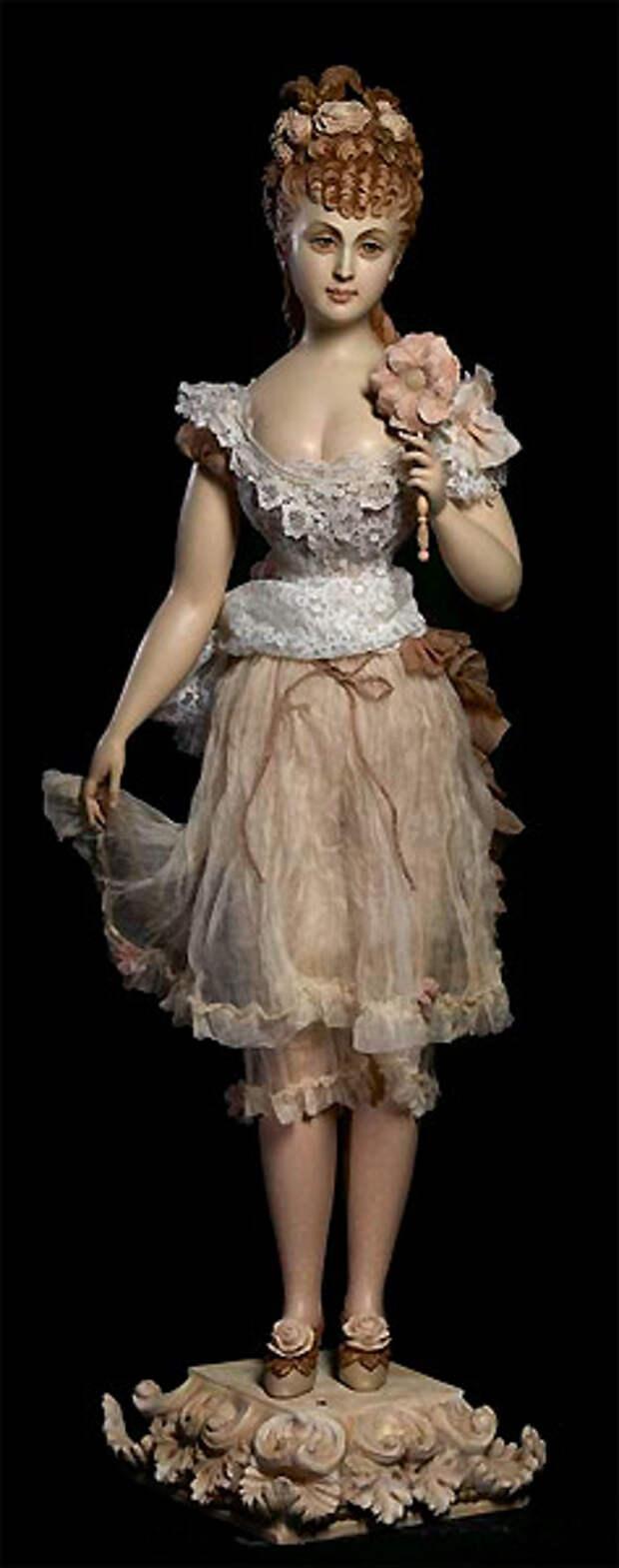 IX Ежегодная выставка художественных кукол. . DOLLART-2011