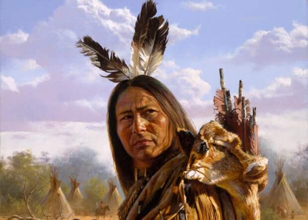 Мудрость индейских вождей