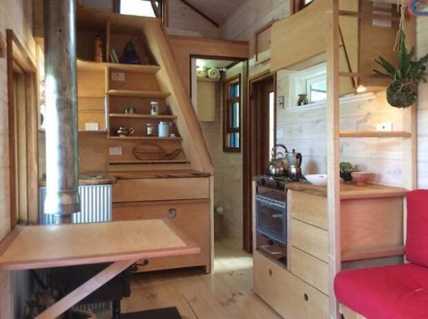 дом на колесах Фреда Шульца: Дом на колесах