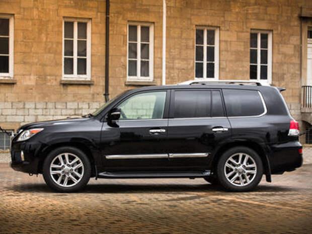 Автомобиль опального губернатора Хорошавина продают с огромным дисконтом. Никто не берет!