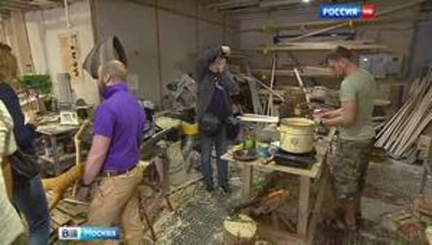 Москва готовится к кулинарному фестивалю Наш продукт