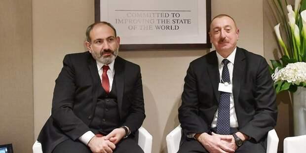 Алиев отказал Армении в основаниях для запроса помощи у России