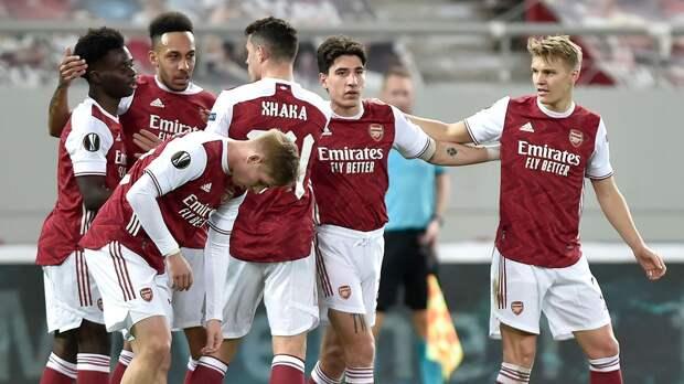 «Арсенал» на выезде победил «Шеффилд Юнайтед» в АПЛ. Ляказетт оформил дубль