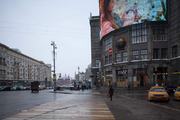 Какой будет Тверская улица после реконструкции