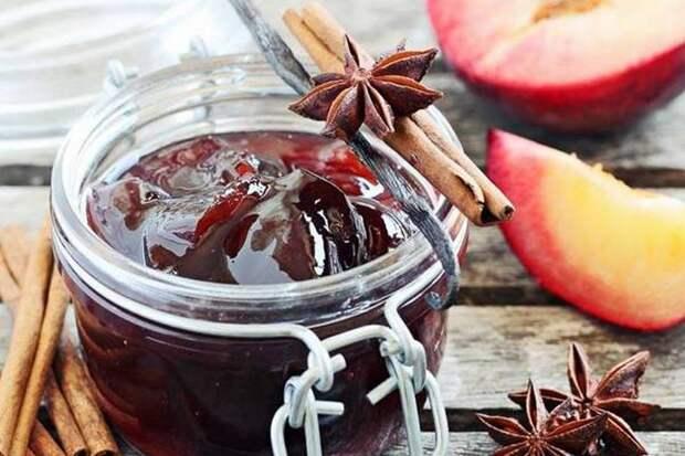 Пряное ВАРЕНЬЕ из СЛИВ с яблоками