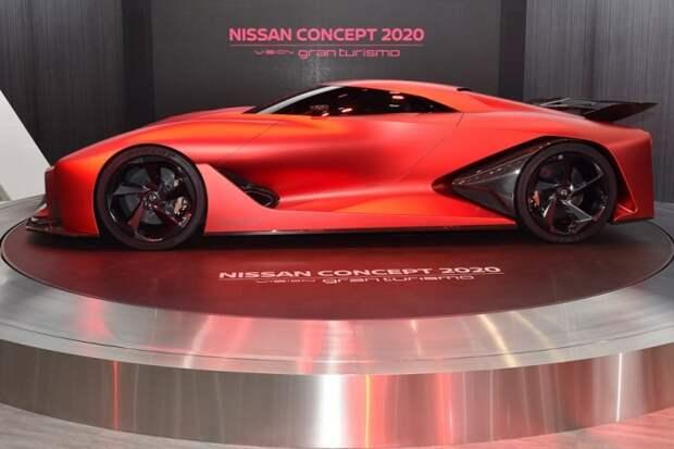 Nissan 2020.