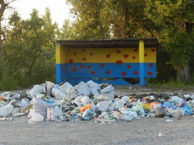 """""""Ароматная"""" евроинтеграция: Европа снова сваливает мусор в Украине"""