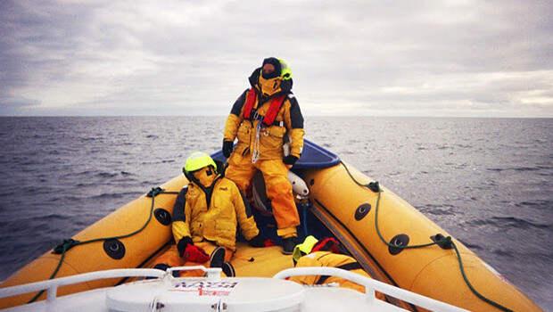Подвиг №3: пересечение Северной Атлантики на лодке беар гриллс, выживание, подвиг, природа