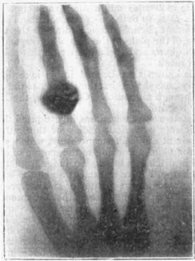 История науки в картинках: рука и компас