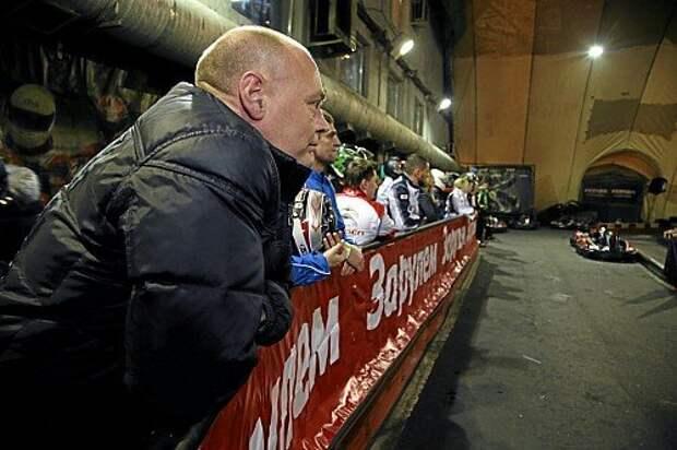 Среди гостей гонки был Виктор Шаповалов – руководитель команды Lada Sport, выступающей в чемпионате мира
