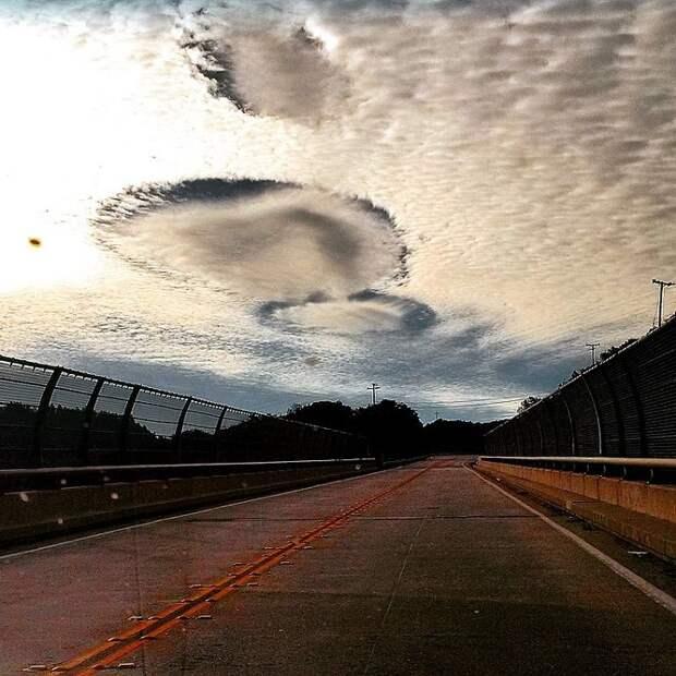 Такое привычное и такое необычное небо