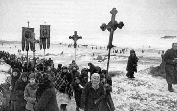 Русская православная церковь в годы ВОВ