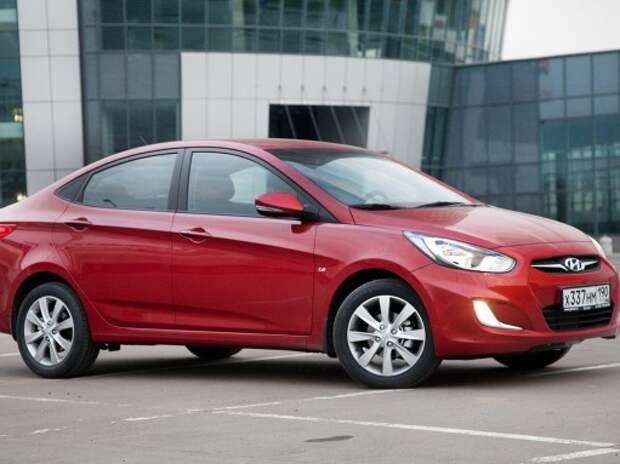 Hyundai Solaris: три года не возраст