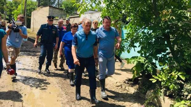 В Керчи принимаются необходимые меры по оказанию помощи горожанам