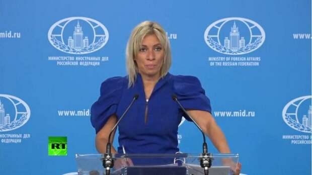 «Обвиняете в фейках – предъявите фейк»: Захарова разбомбила британский МИД