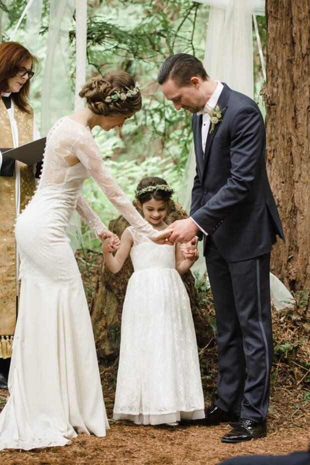 свадьба новая